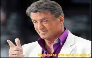 Motivational Sylvester Stallone Quotes