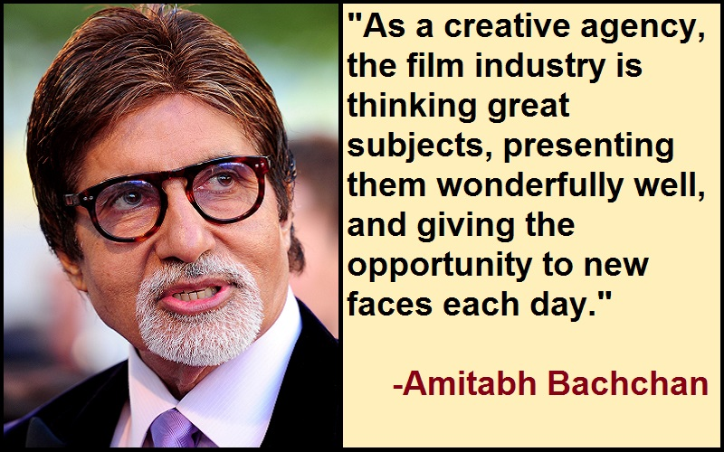 Motivational Amitabh Bachchan Quotes