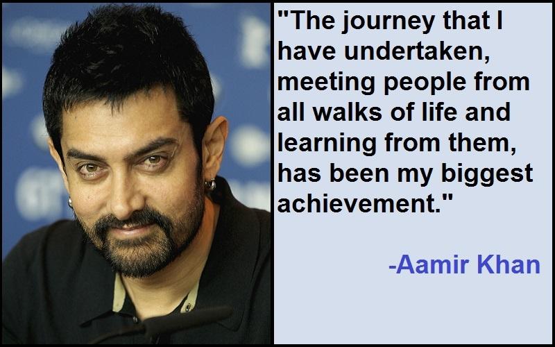 Amir Khan Quotes