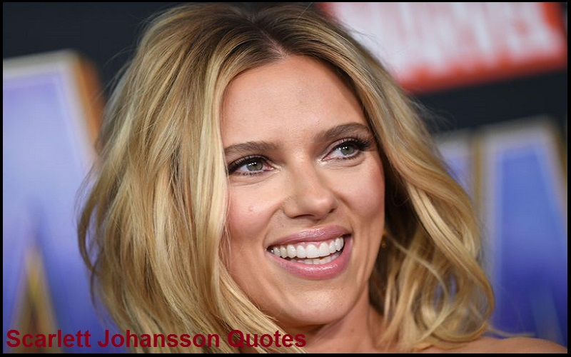 Read more about the article Motivational Scarlett Johansson Quotes and Sayings