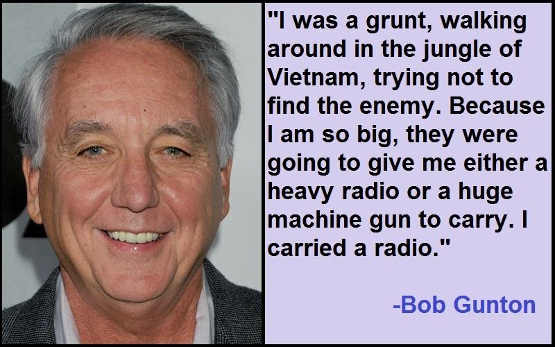 Inspirational Bob Gunton Quotes