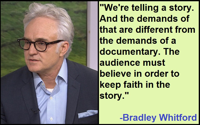 Inspirational Bradley Whitford Quotes