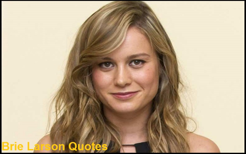 Read more about the article Motivational Brie Larson Quotes and Sayings