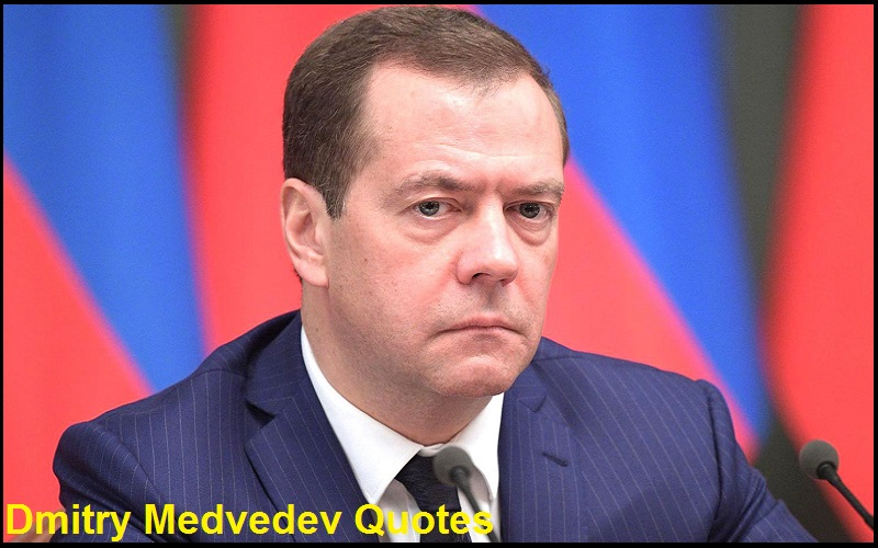 Read more about the article Motivational Dmitry Medvedev Quotes and Sayings