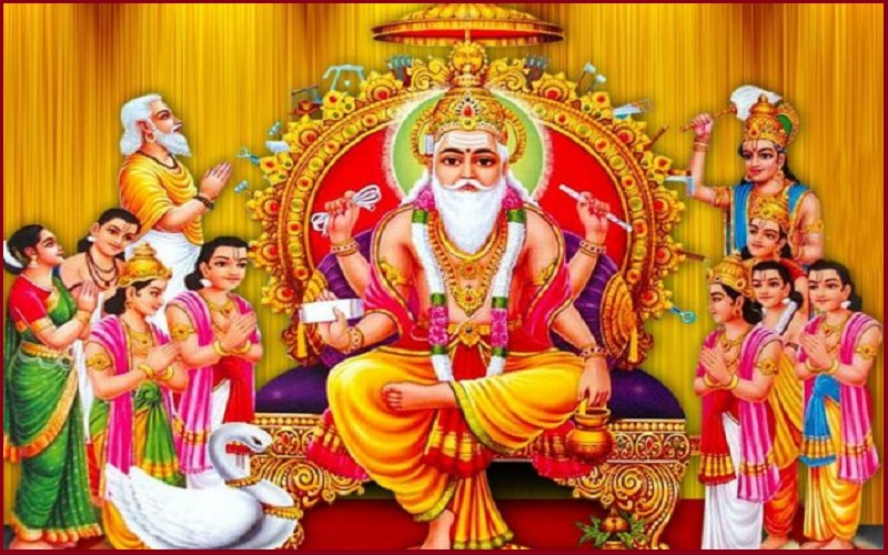 Read more about the article Happy Vishwakarma Puja 2021 Massage and Wishes
