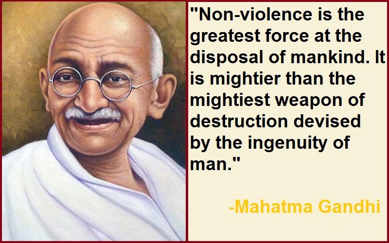 Motivational Mahatma Gandhi Quotes