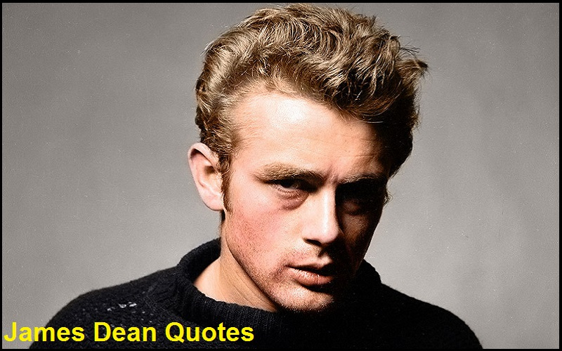 Motivational James Dean Quotes