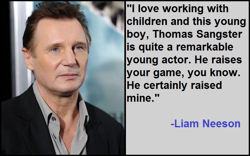 Inspirational Liam Neeson Quotes