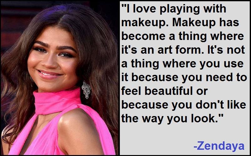 Inspirational Zendaya Quotes