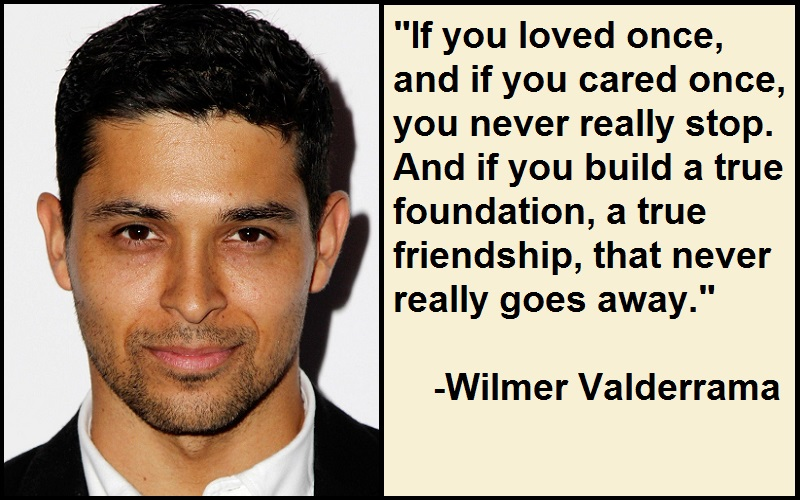 Inspirational Wilmer Valderrama Quotes