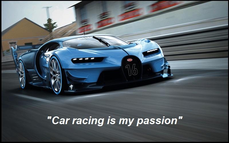 Car Racing Slogans & Sayings