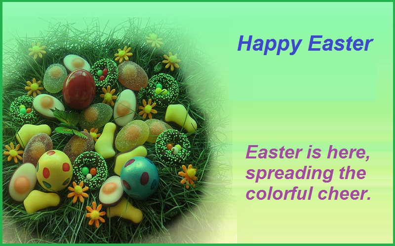 Catchy Easter Slogans and Sayings