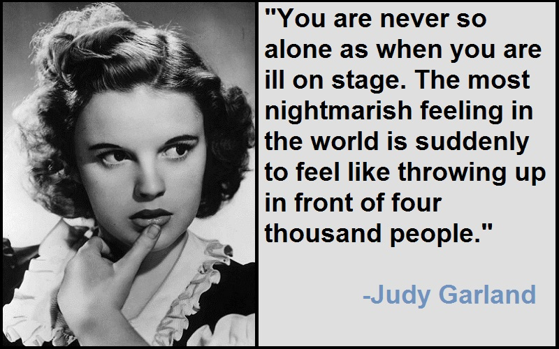 Inspirational Judy Garland Quotes And Sayings