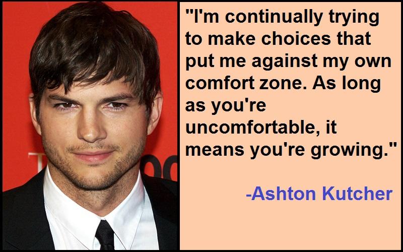 Inspirational Ashton Kutcher Quotes