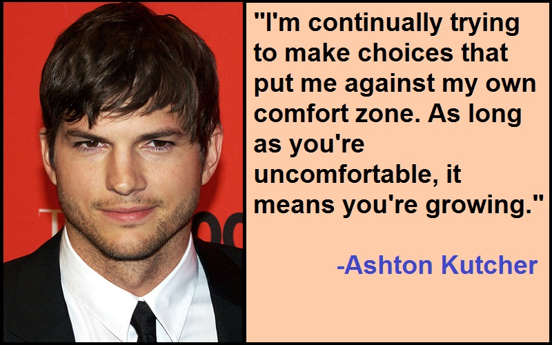 Inspirational Ashton Kutcher Quotes
