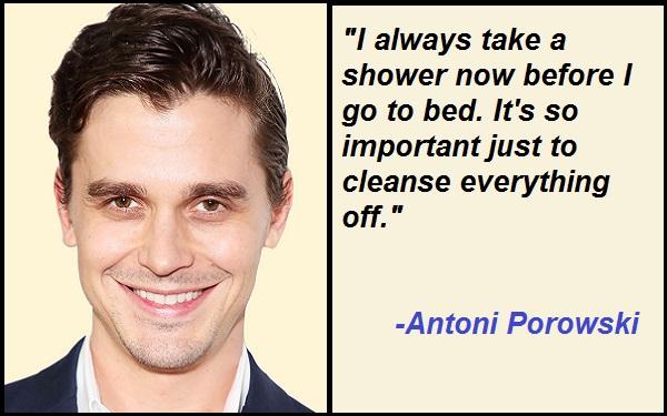 Inspirational Antoni Porowski Quotes