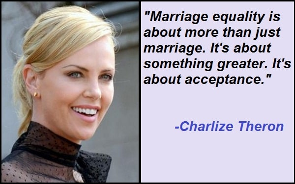 Inspirational Charlize Theron Quotes