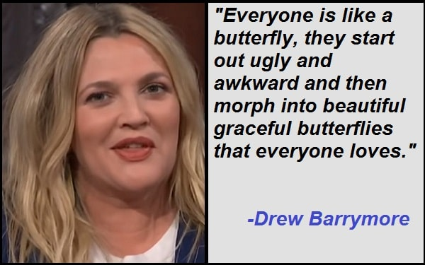 Inspirational Drew Barrymore Quotes