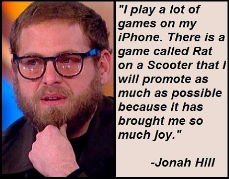 Jonah Hill Quotes And Sayings