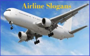 Famous Airline Slogans and Sayings