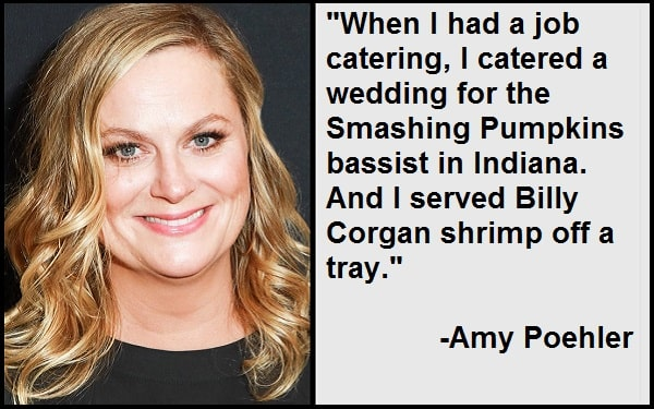 Inspirational Amy Poehler Quotes And Sayings