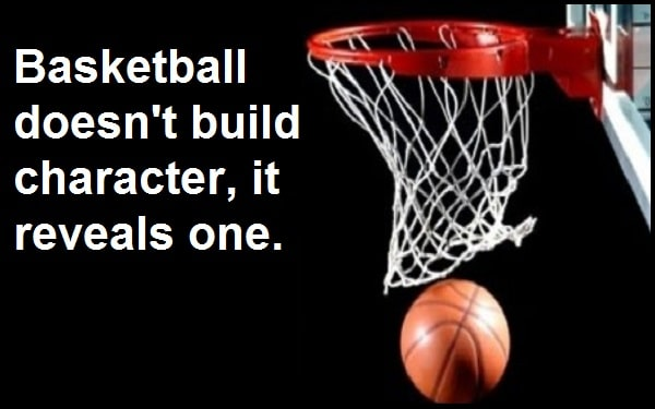 Basketball Slogans And Sayings
