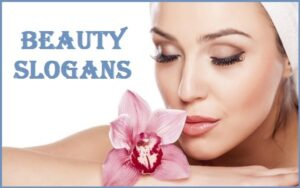 Read more about the article Famous Beauty Slogans And Sayings
