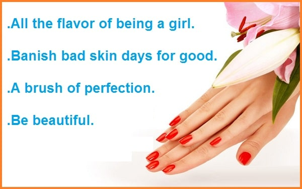 Catchy Beauty Slogans and Great Taglines