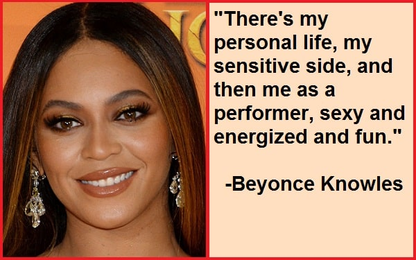 Inspirational Beyonce Knowles Quotes And Sayings
