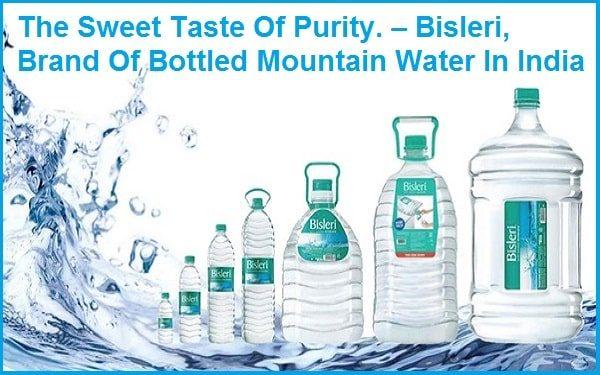 Bottled Water Slogans