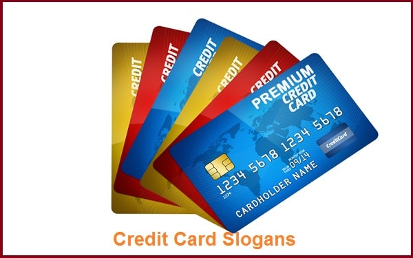 Read more about the article Famous Credit Card Slogans And Taglines