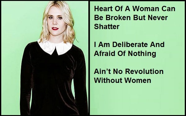 Catchy Feminist Slogans and Taglines