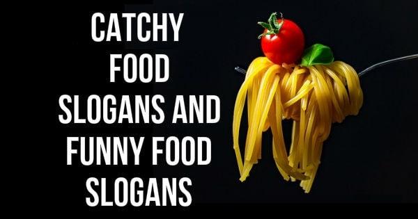 Snack Food Slogans