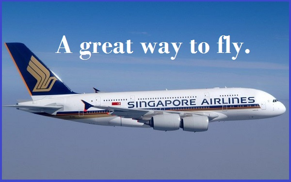 Greatest Airline Slogans and Taglines