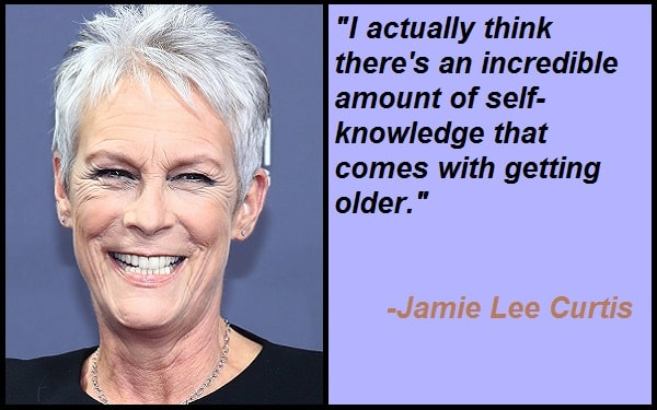 Inspirational Jamie Lee Curtis Quotes