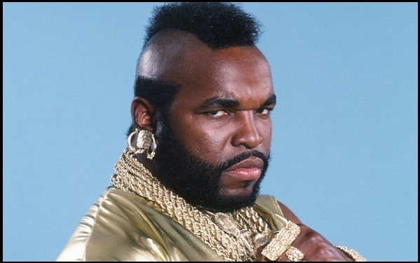 Motivational Mr. T Quotes And Sayings