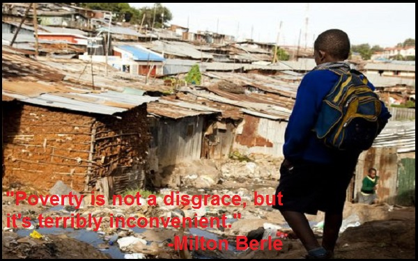 Inspirational Poverty Quotes And Sayings