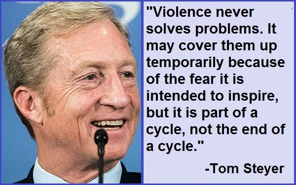 Inspirational Tom Steyer Quotes And Sayings