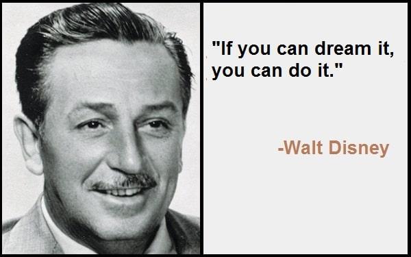 Walt Disney quotes about Nature