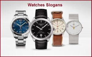 Read more about the article Famous Watches Slogans And Taglines