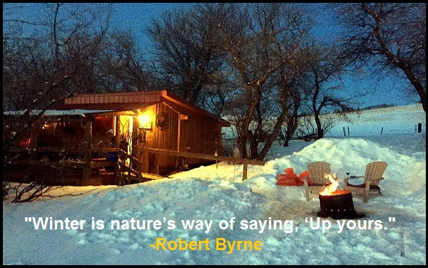 Inspirational Winter Quotes And Sayings