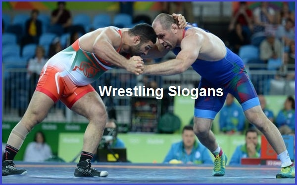 Read more about the article Famous Wrestling Slogans And Sayings