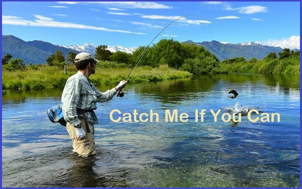 Catchy Fishing Slogans and Taglines
