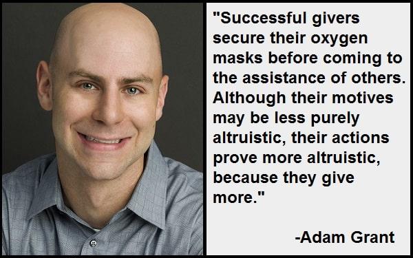 Inspirational Adam Grant Quotes
