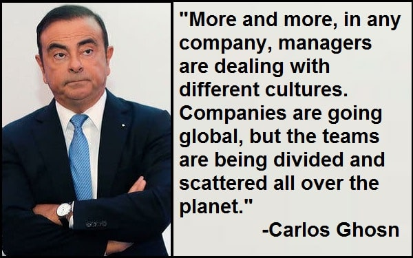 Inspirational Carlos Ghosn Quotes