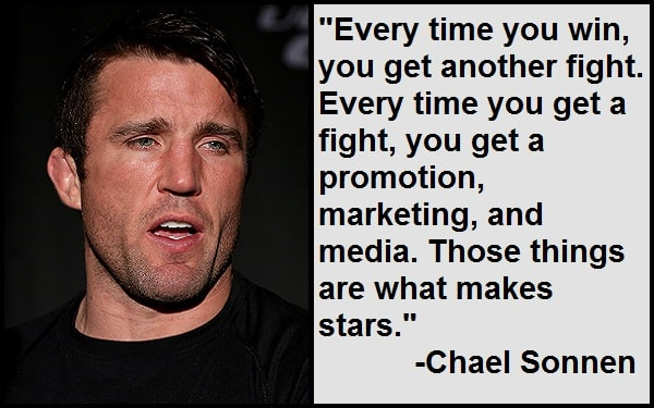 Inspirational Chael Sonnen Quotes And Sayings