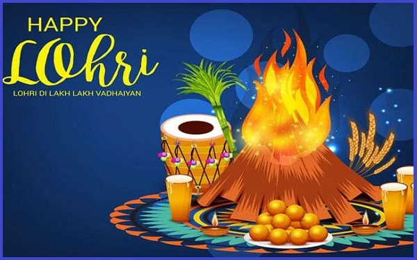 You are currently viewing Happy Lohri Wishes, Messages And Greeting 2022