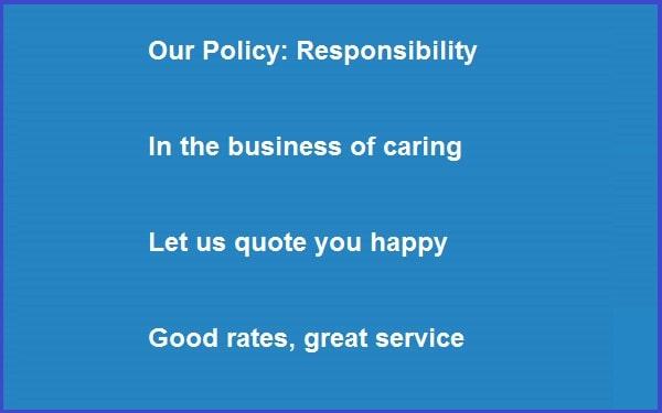 Catchy Insurance Company Slogans