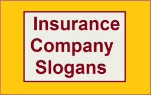 Read more about the article Famous Insurance Company Slogans
