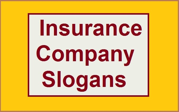 You are currently viewing Famous Insurance Company Slogans